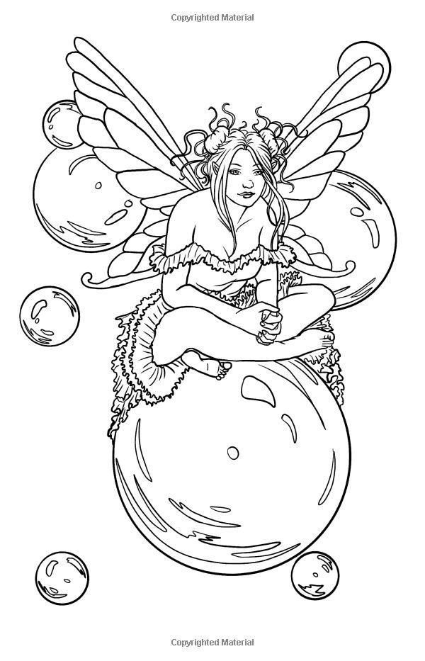 mystical legend elf elves dragon dragons fairy fae wings fairies mermaids mermaid siren sword sorcery magic witch wizard coloring pages colouring adult - Coloring Pages Dragons Fairies