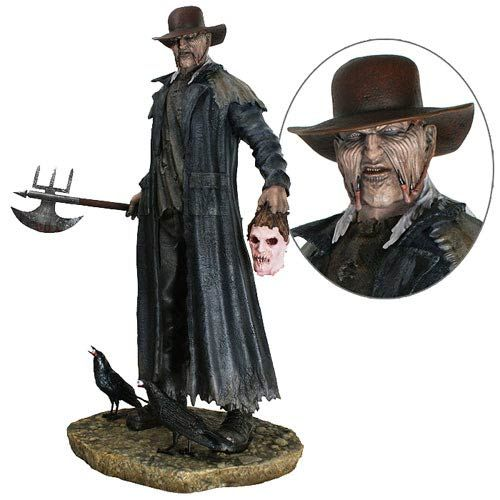 Jeepers Creepers Creeper 1 4 Scale Statue Jeepers Creepers Statue Creepers