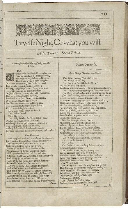 Twelfth night essay questions