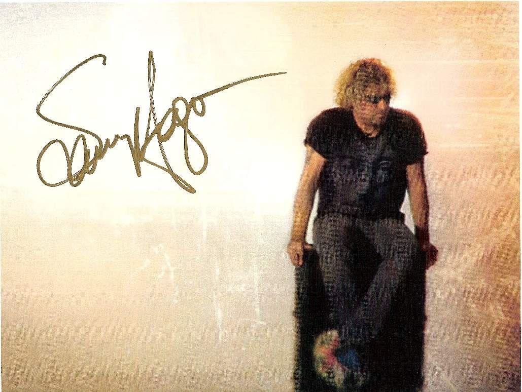 Sammy Hagar Red Rocker My Favorite Music