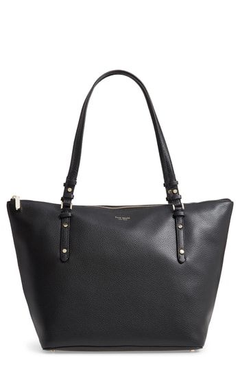 e9657ff6afde Kate spade new york large polly leather tote in 2019