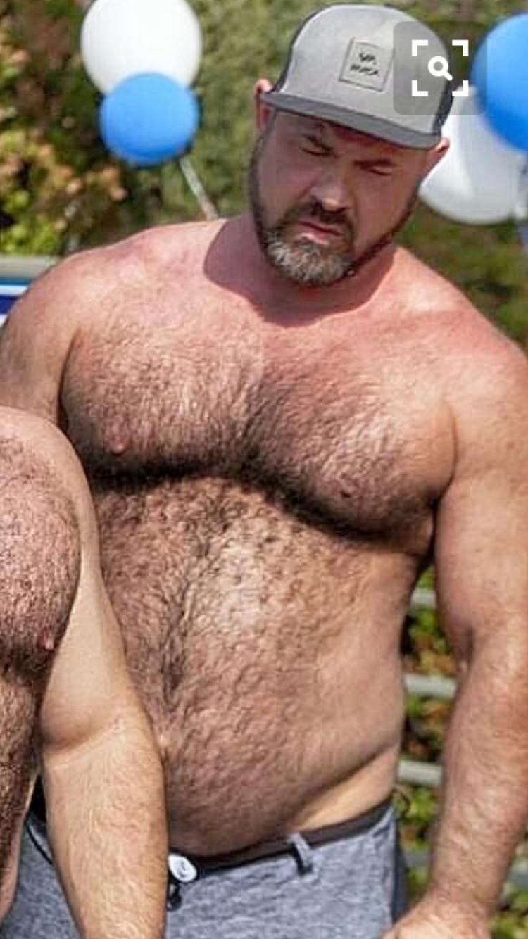 Фото пухлые волосатые мужчины 7