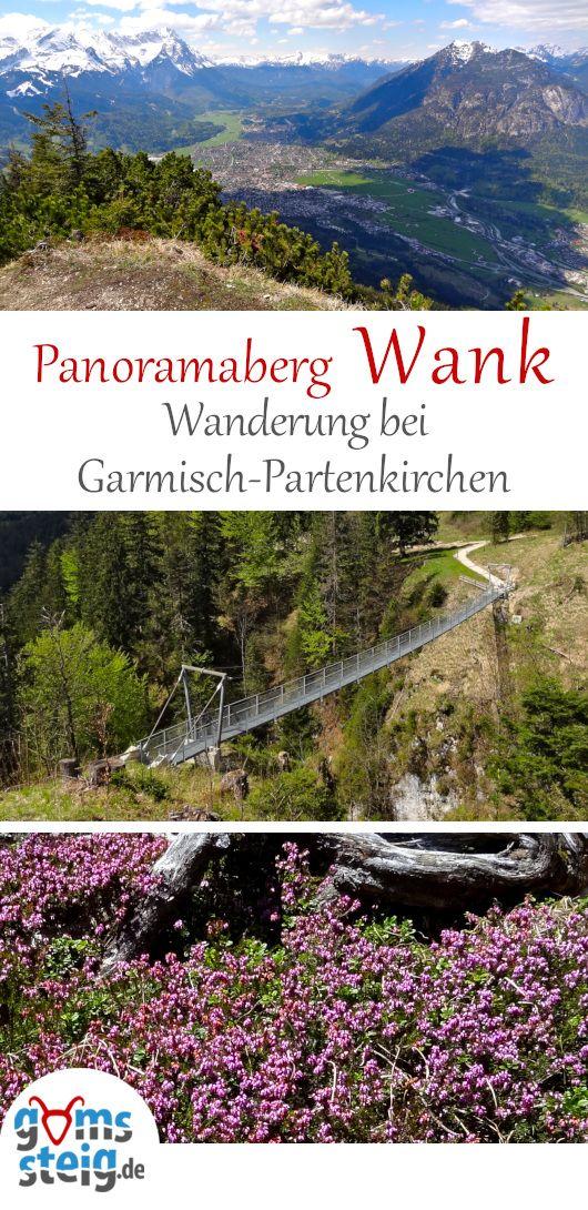 Panoramaberg Wank im Werdenfels #naturallandmarks