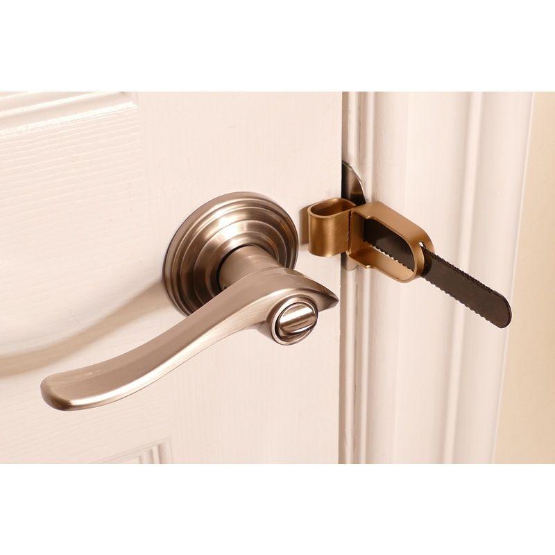 Qicklock Portable Door Lock-Temporary Safety Lock-Security Lock
