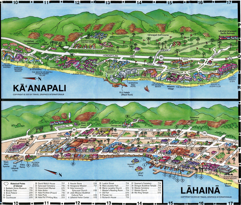 Kaanapali Lahaina Maui
