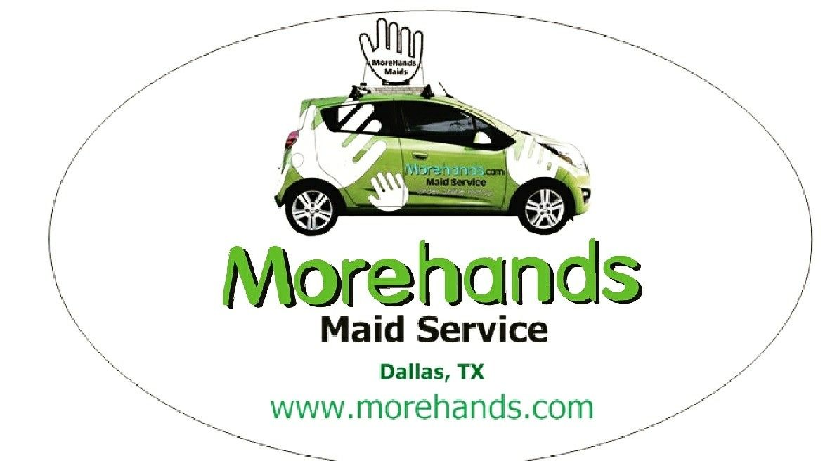MoreHandsDallas professional housecleaning maidservice