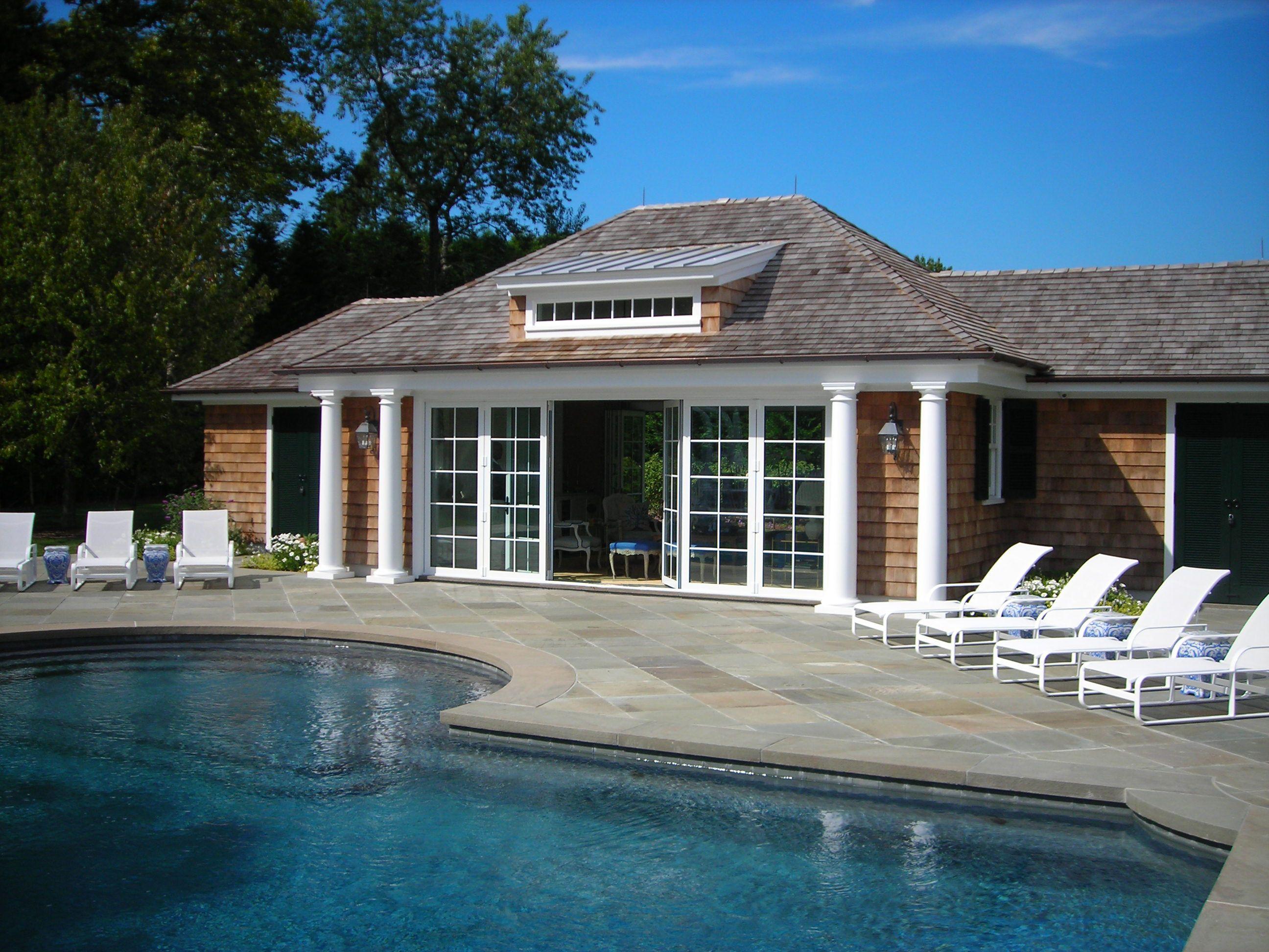 Pool Houses Pool Cabanas Solar Innovations Pool House