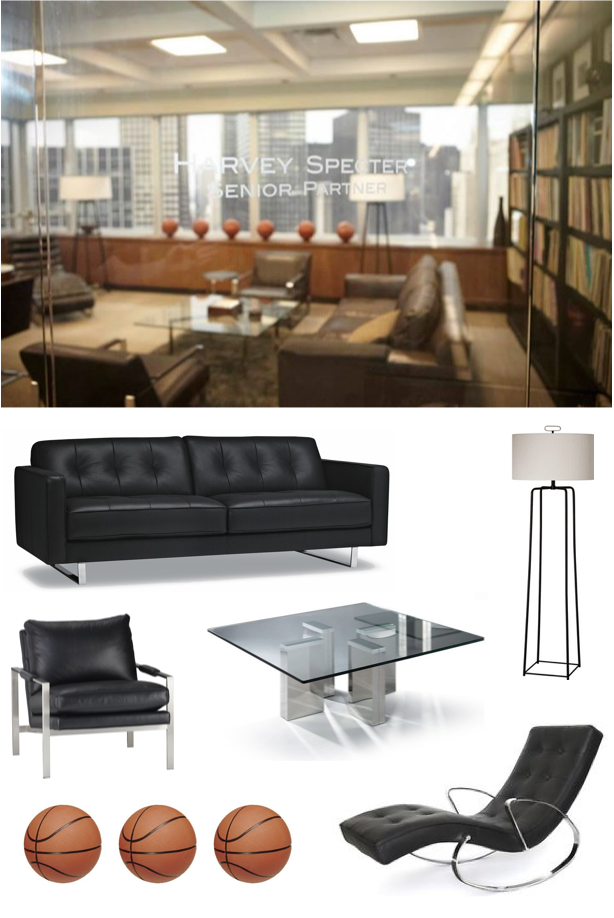 So Your Husband Thinks He S Harvey Specter Furniture For A Suits