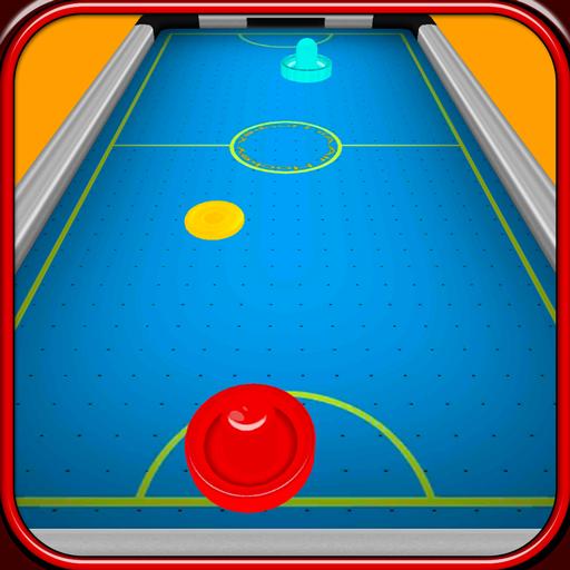 Air Hockey Air Hockey App Games Logo Air Hockey Games Game App