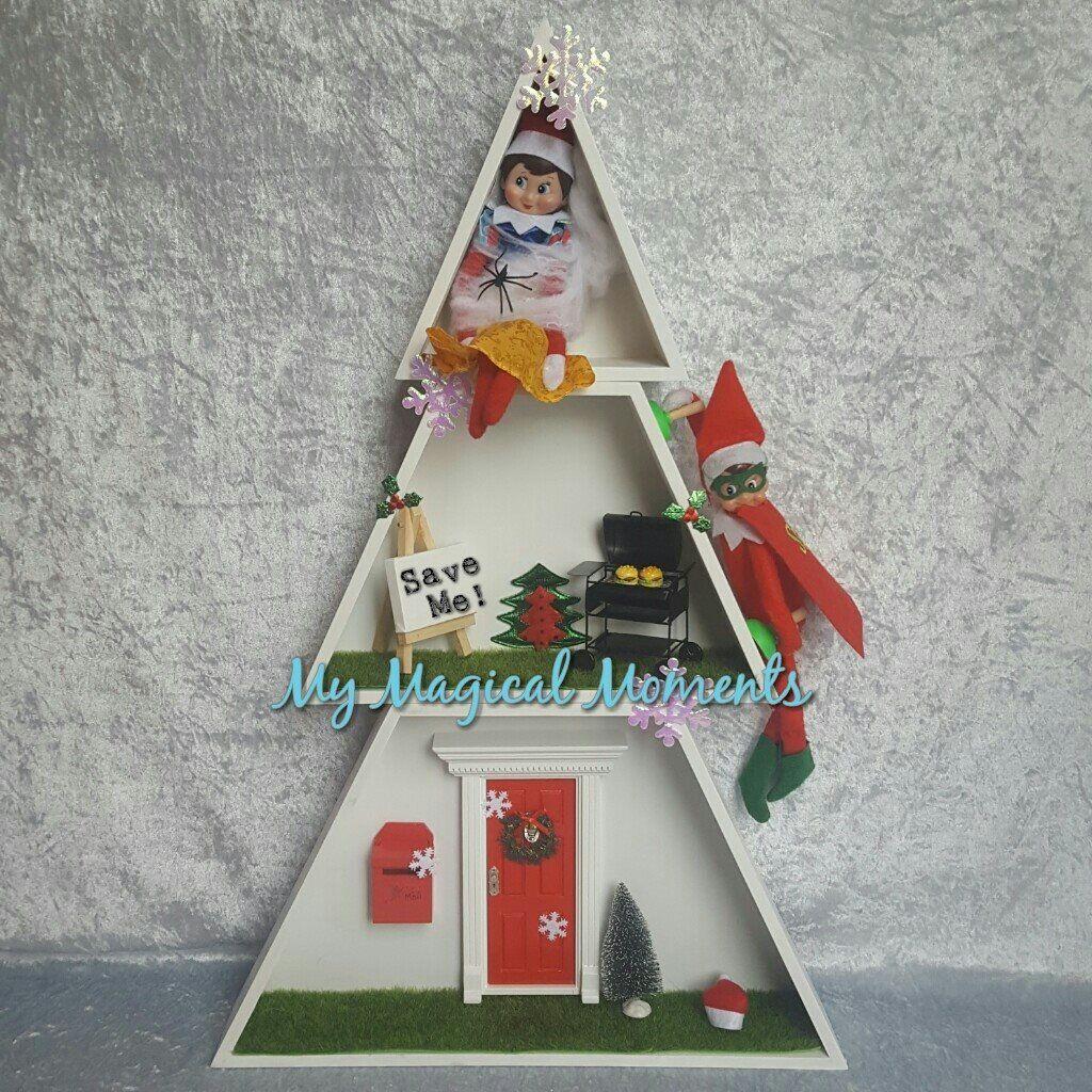 My Magical Moments Christmas Tree Box Holiday Crafts Christmas Kmart Christmas Trees