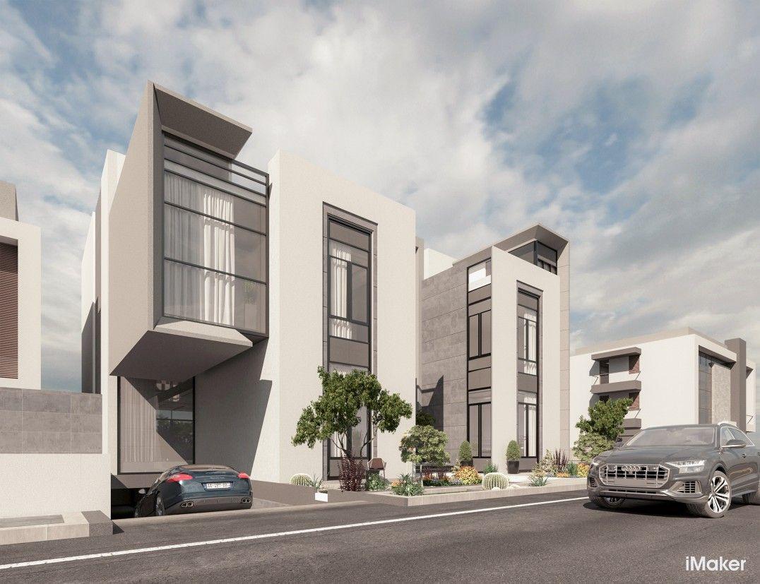 MODERN VILLA IN RIYADH / ASR   Roblox houses, Modern villas ...