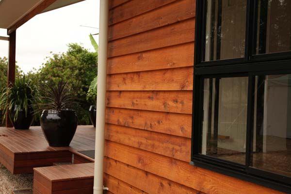 Cedar Weatherboard Cladding Cedar Sales Cedar Cladding Western Red Cedar Cladding Wooden Facade