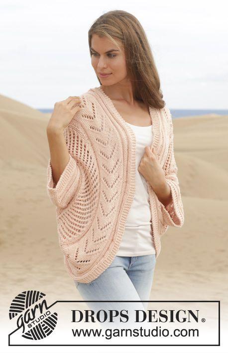 Patrón de suéter circular | Proyectos que intentar | Pinterest ...
