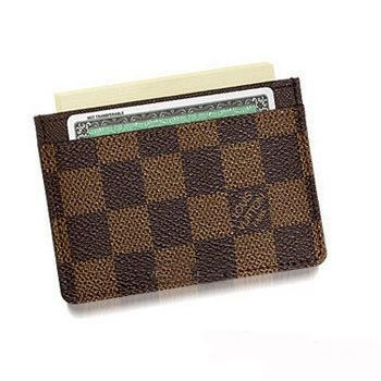 sale retailer 1269e e31d8 Louis Vuitton Men's Credit Card Holder (replaced a wallet, fits in ...