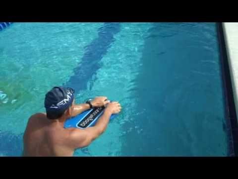 27+ Coach Robb Swimming Swim Drill How to use a kickboard