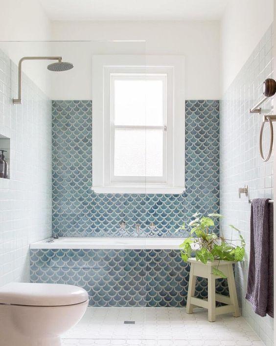 Bathroom Tiles - Rock My Style | UK Daily Lifestyle Blog #bathroomtiledesigns