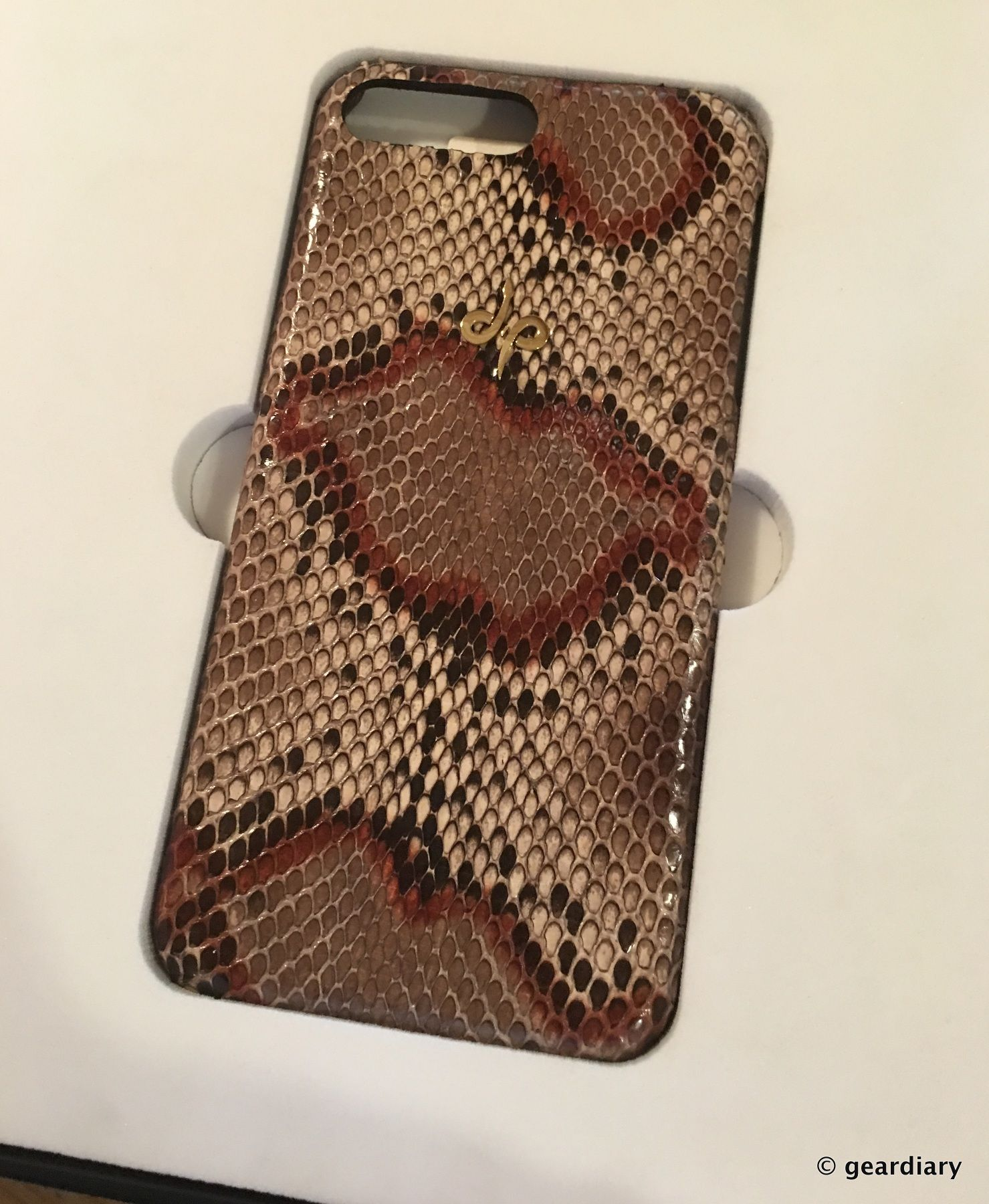 Moodz Concept iPhone 7 Plus Python Case: The Epitome of