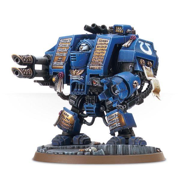 Space Marine Warhammer 40 K