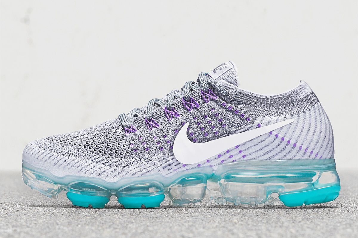 best authentic 729a9 36c89 Nike Air VaporMax Flyknit in Two Air Max 95 Colorways - EU Kicks Sneaker  Magazine