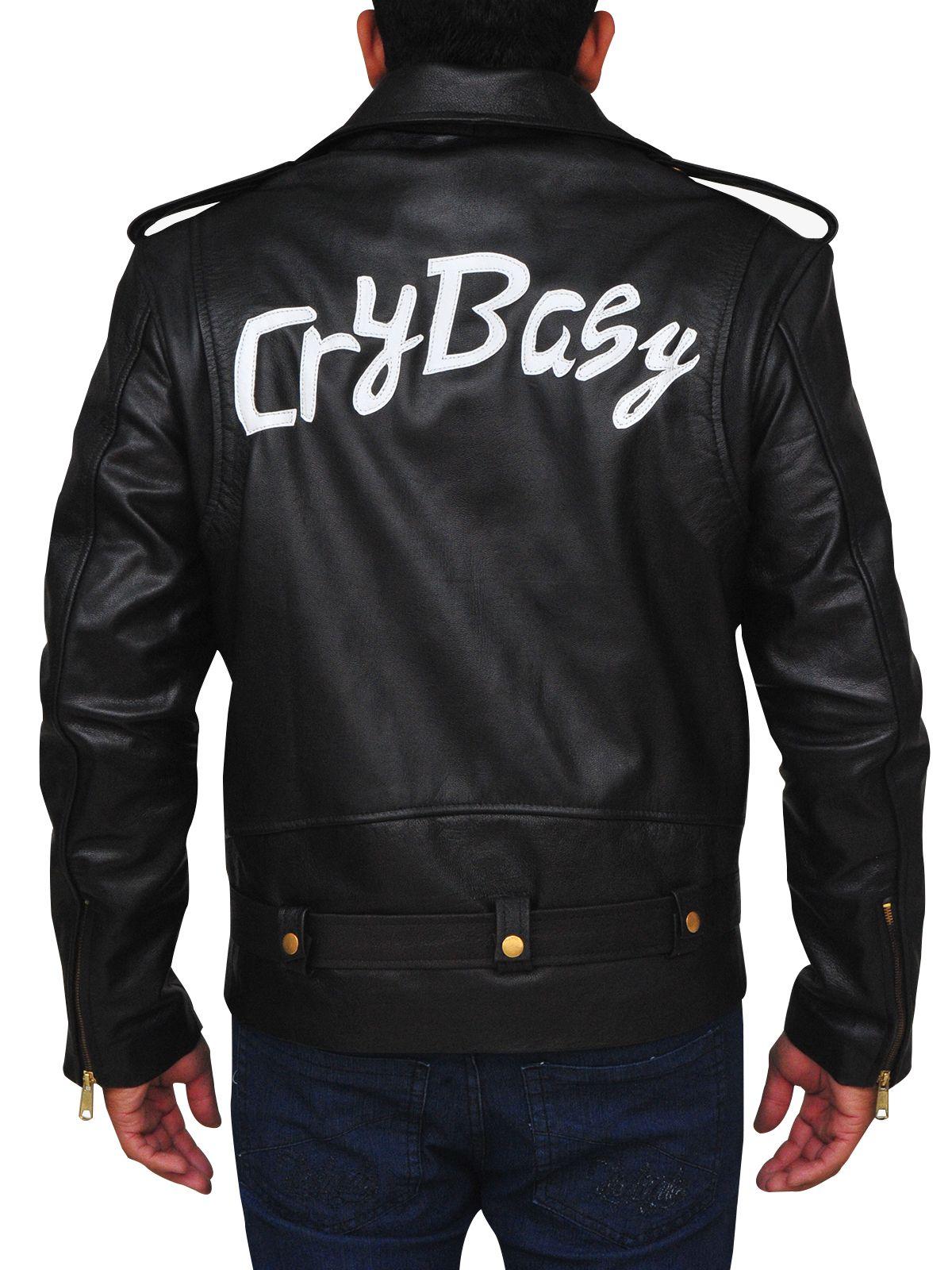 Black Brando Leather Jacket Baby Leather Jacket Leather Jacket Classic Leather Jacket