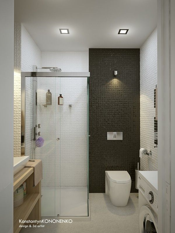 5 Apartment Designs Under 500 Square Feet  Apartment  Home Inspiration 40 Sq Ft Bathroom Design Design Inspiration