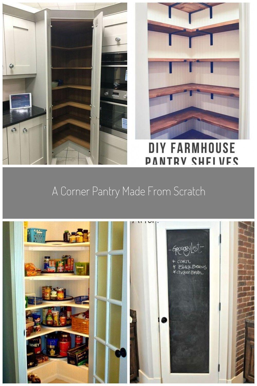 New Kitchen Pantry Ideas Kitchenpantryideas Pantry Layout Pantry Shelving