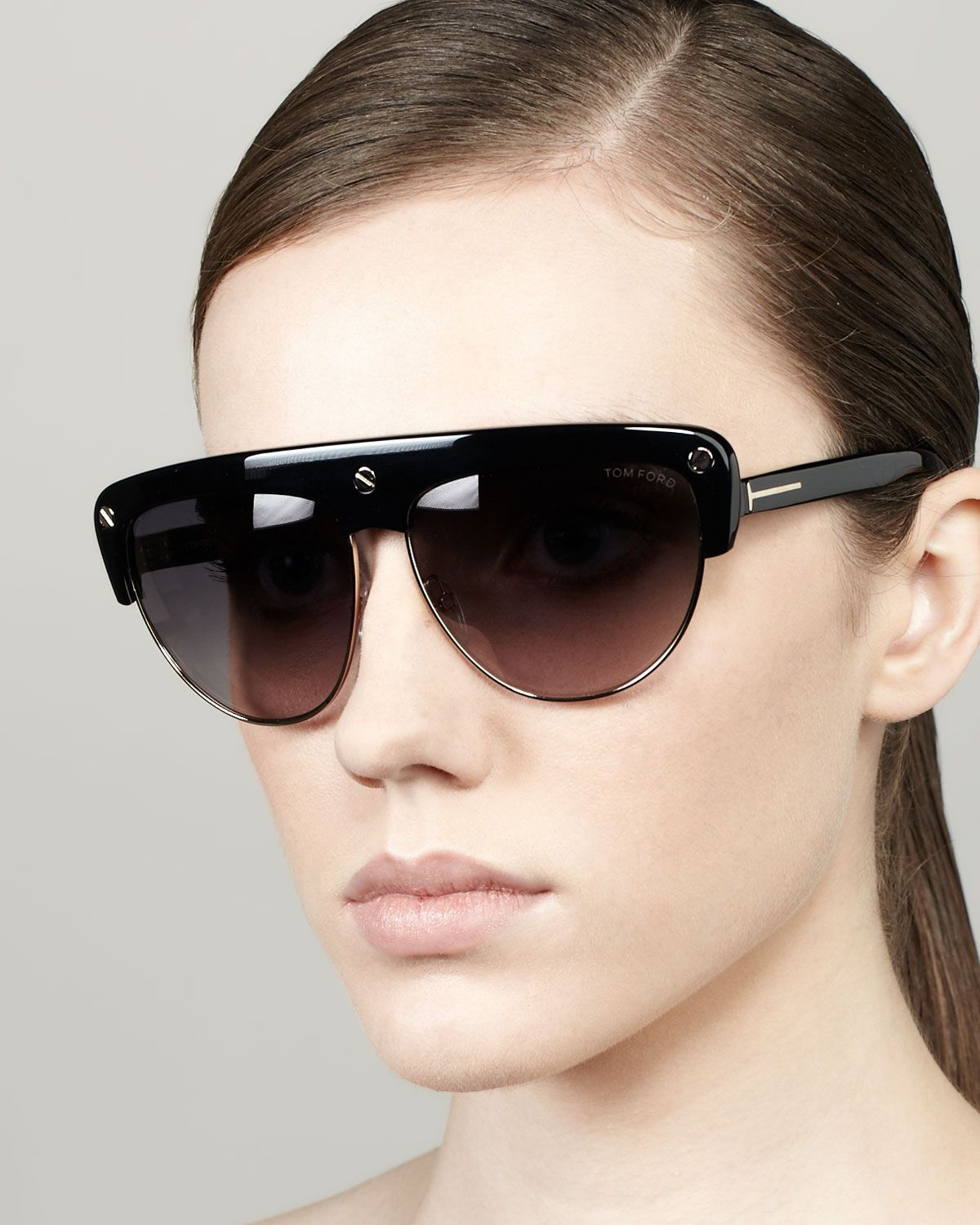 17a76f8b97 Tom Ford Liane black sunglasses | Image Inspiration | Sunglasses ...