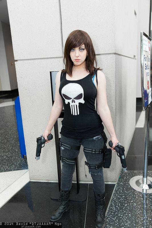 Punisher #C2E2 #2014 #Rule63