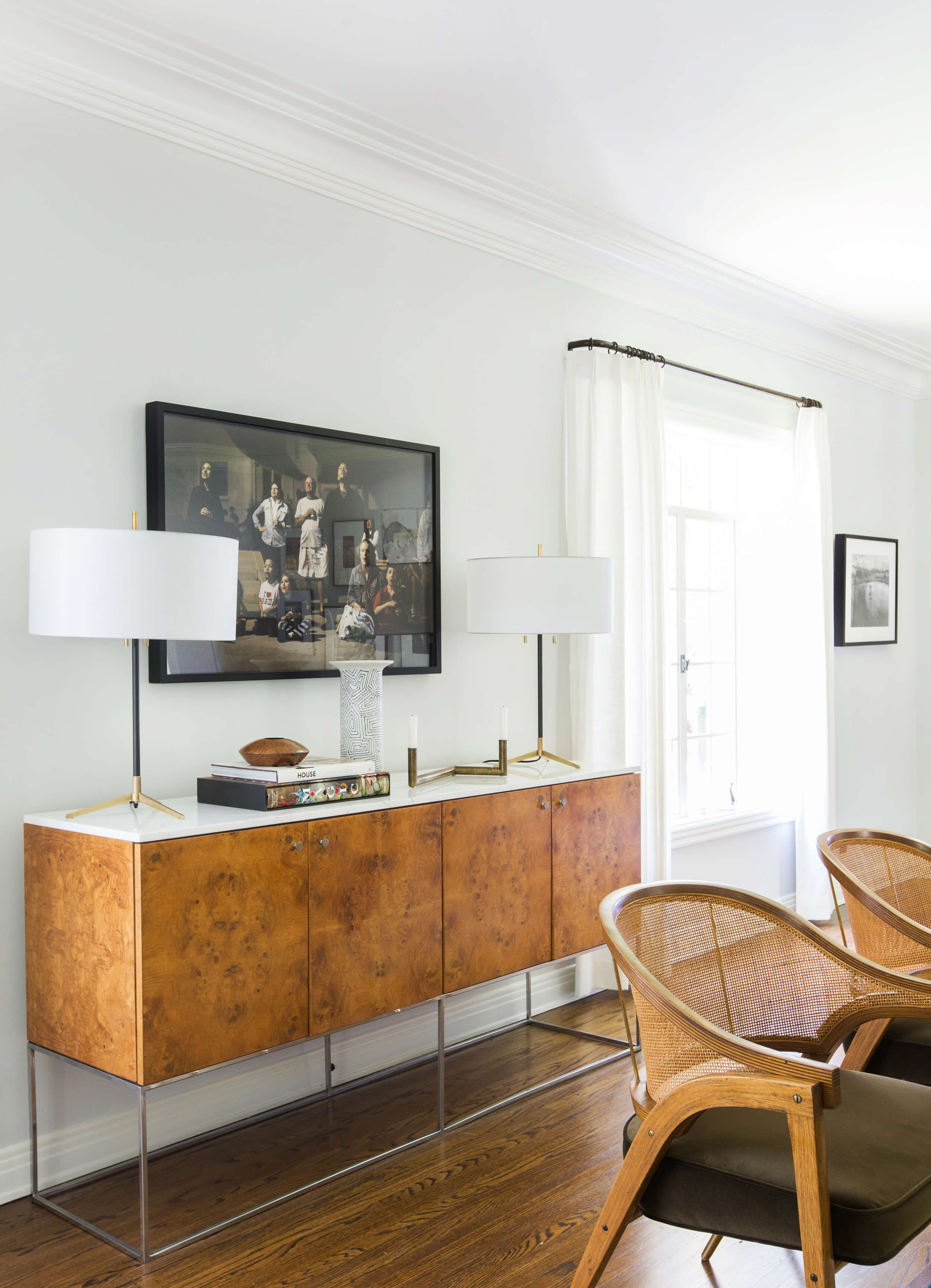 Griffith Park Living Room Reveal + Get The Look | Home Decor ...
