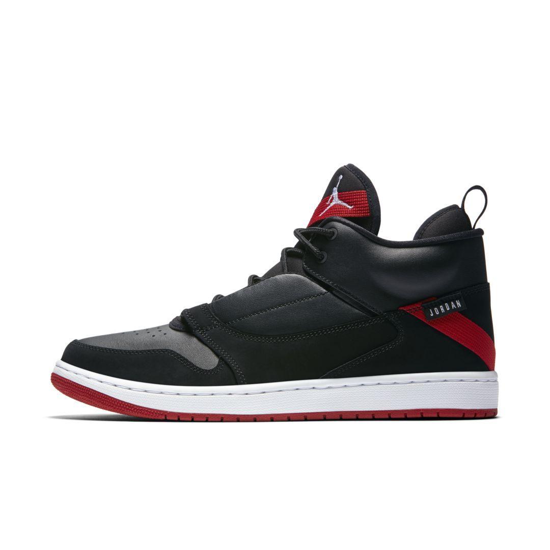 154270dada2fba Jordan Fadeaway Men s Shoe Size 11.5 (Black)