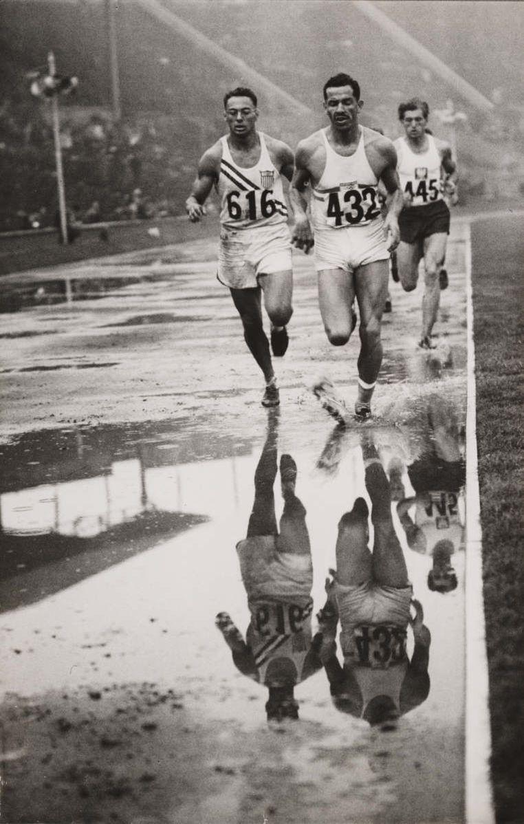 File:Decathlon reflections, Olympic Games, London, 1948. (7649948104).jpg