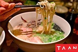 Taan Noodles » Ramen: This place is amazing, they make authentic ramen dishes that are really delicious!