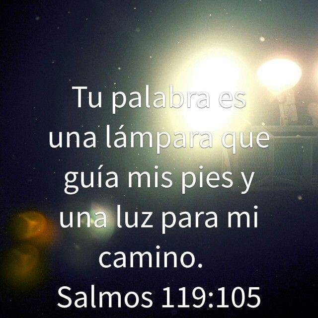 Ruego que guies mis pasos Oh Gran Señor. Amen. Salmos 119:105