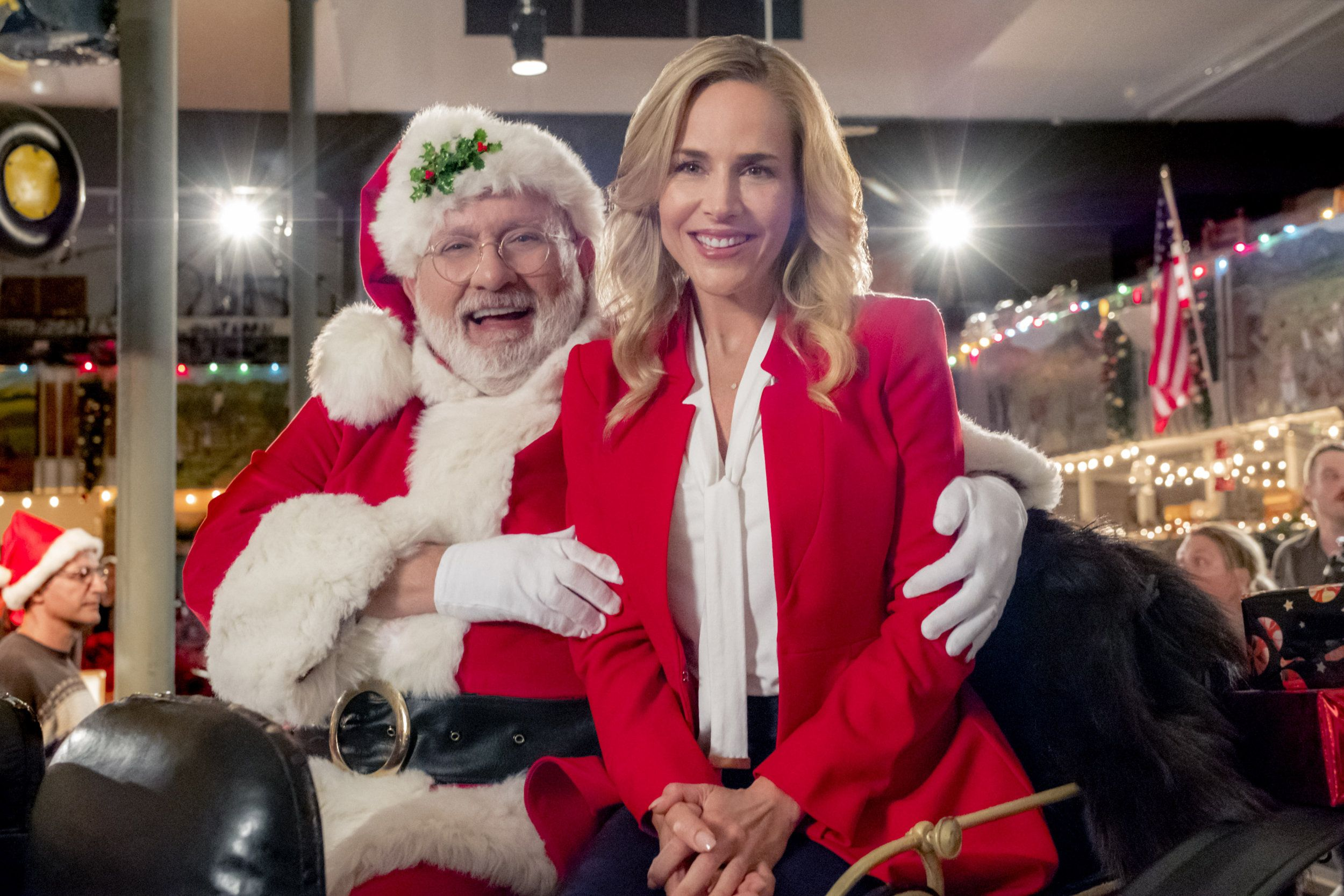 Christmas Homecoming Ideas.Check Out Photos From The Hallmark Movies Mysteries