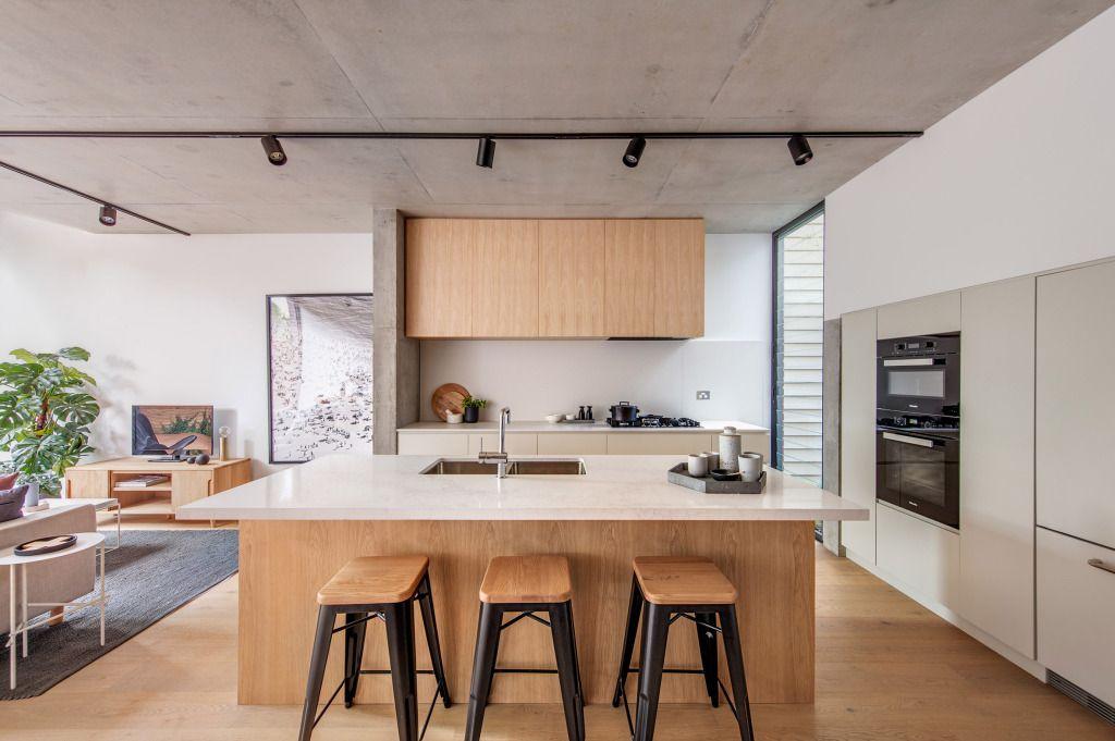 Casa em Sydney tem anexo moderno repleto de luz natural   Luz ...