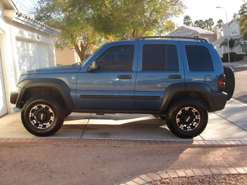 Lifted 2005 Liberty OFFICIAL LIFT KIT THREAD Jeep jeep