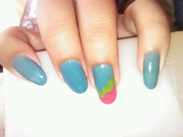 Gum nail ;)