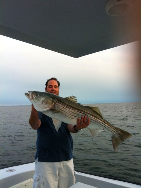Striped water fishing fresh nc bass