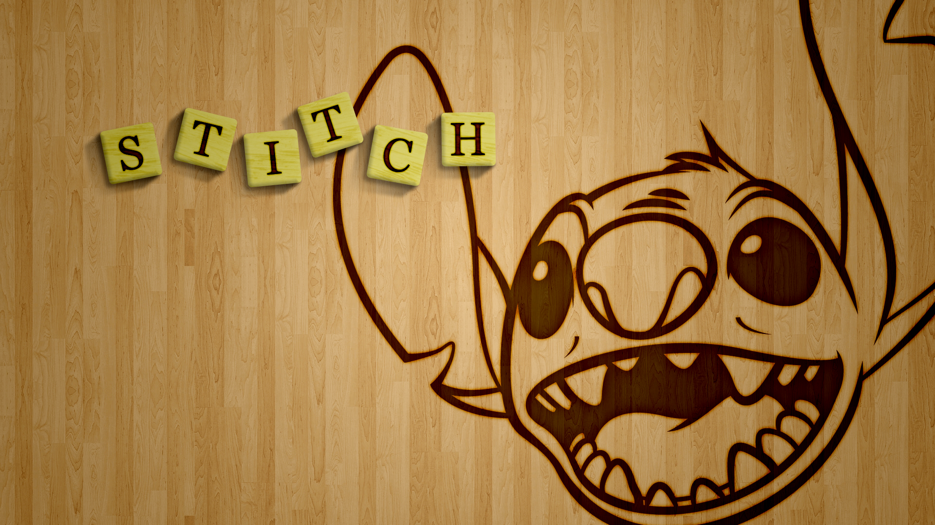 Wallpaper Stitch 97 Wallpapers Hd Wallpapers With