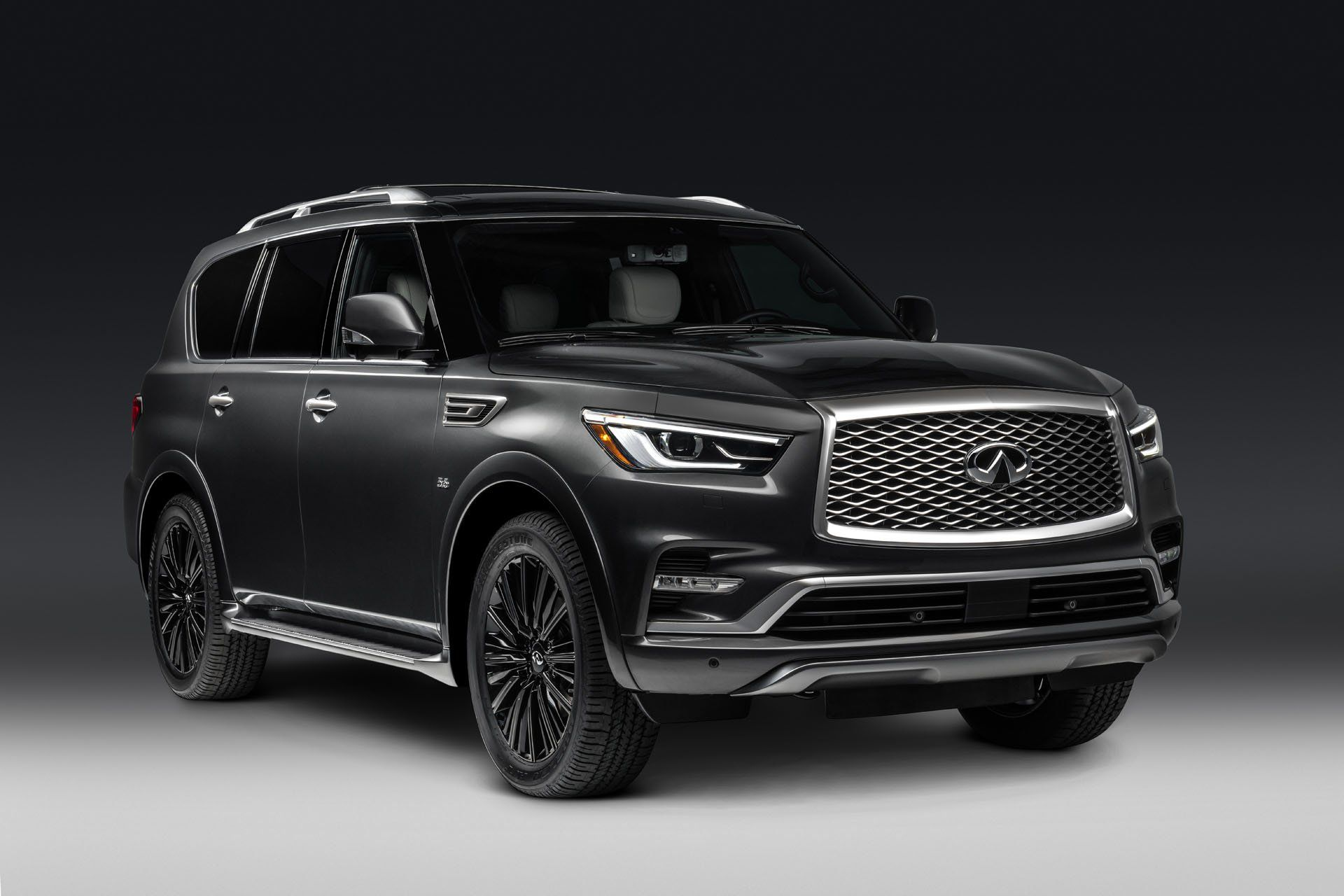 Infiniti Qx80 Signature Edition Comes Full Of Toys Starts From