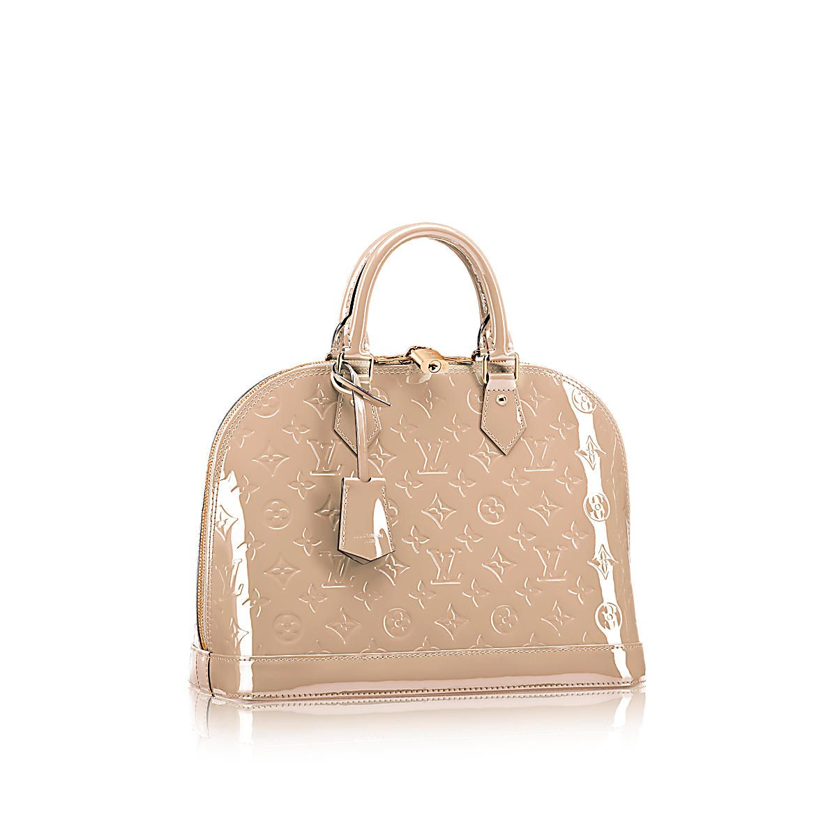 55eee3f06ff9 Discover Louis Vuitton Alma PM  The most structured of the iconic Louis  Vuitton handbags. The original was the creation of Gaston Vuitton
