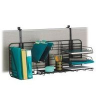 Exceptional Desk Organizer For Your Cubicle Wall. Cubicle Shelf. Hanging Organizer.