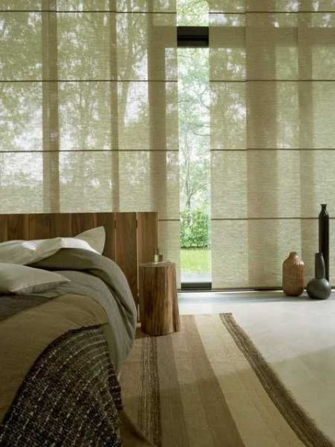Minimalism And Versatility 20 Japanese Panels Ideas For Your Home