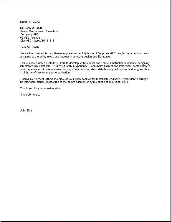 Cover Letter For Chef De Cuisine Bmo Show
