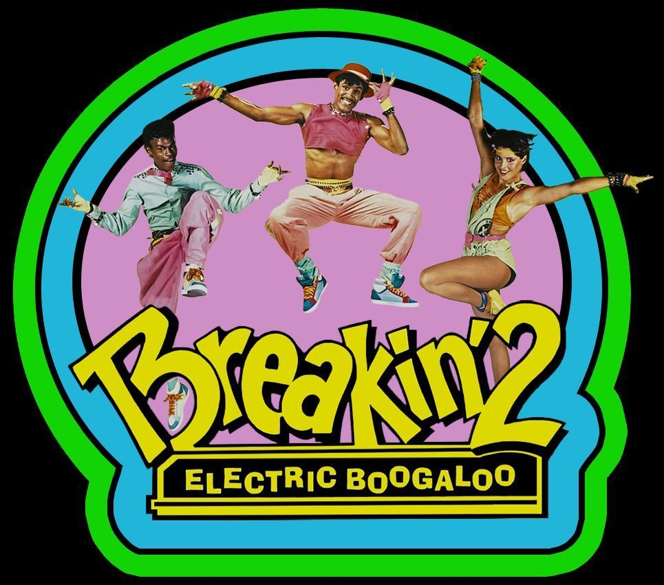 80s cult classic breakin 2 electric boogaloo custom tee any size any color portcompany basictee