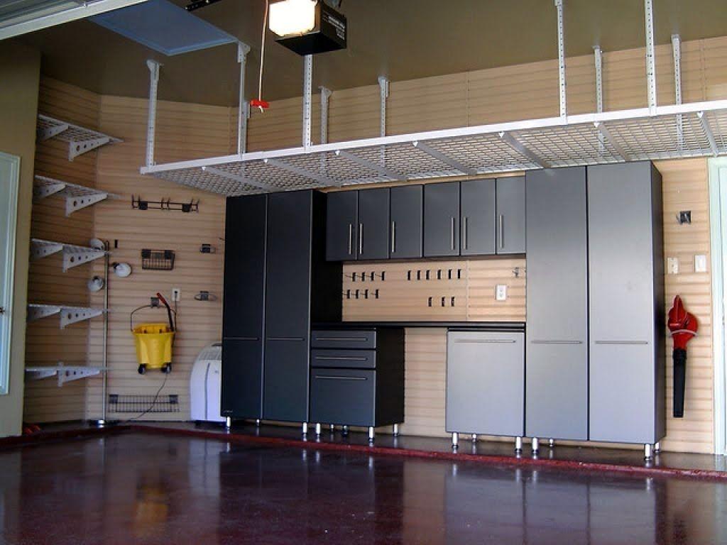 metal hanging shelves for garage metal hanging shelves for garage rh pinterest co uk DIY Garage Storage Ideas Garage Ceiling Storage