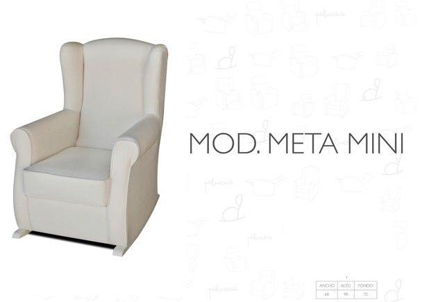 Sillón de lactancia modelo META MINI
