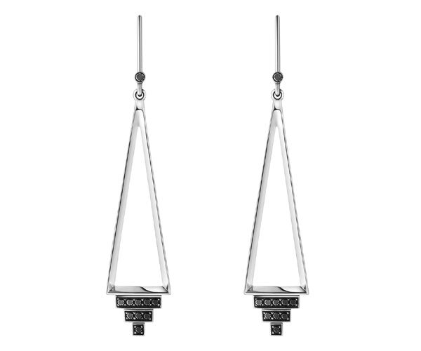 91da504fb Georg Jensen - Nocturne Earrings 569B Womens Earrings. 3539319 ...