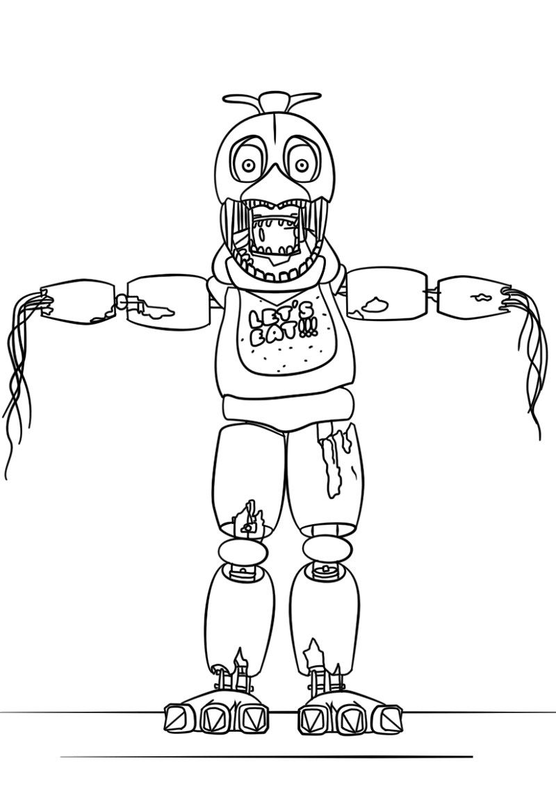 22 Wonderful Picture Of Fnaf Coloring Pages Davemelillo Com Fnaf Coloring Pages Coloring Pages Free Printable Coloring Pages