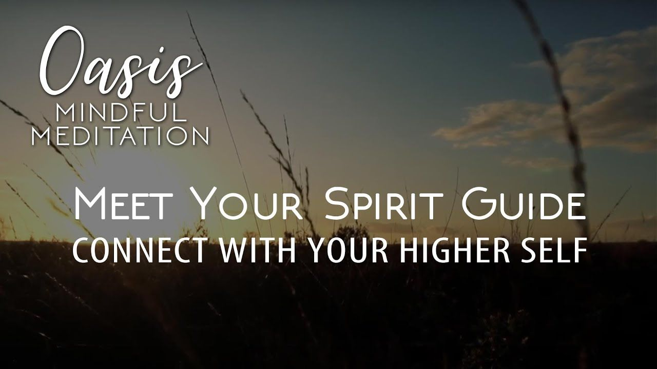 Guided Meditation for Intuition & Re-Connecting with Your ...